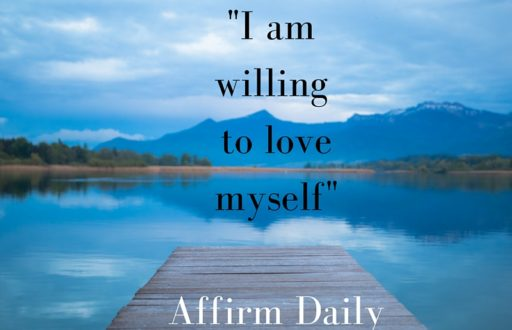 Affirmations – for self improvement