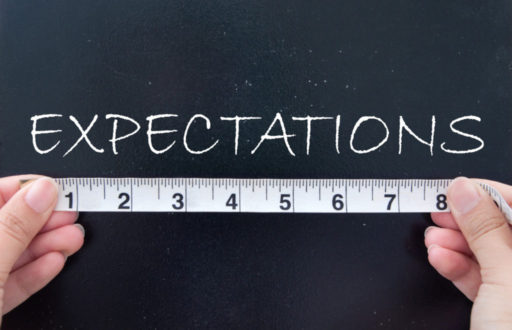 Are Your Expectations Making You Unhappy?
