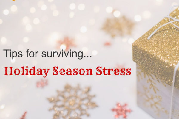 Holiday Season Stress
